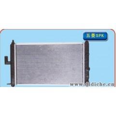 专业生产五菱SPK汽车散热器 散热性能好 铝制散热器