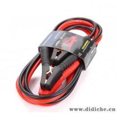 汽车应急搭火线 电池应急连接线 应急电源线 纯铜3米加粗500A