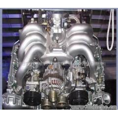 汽车发动机进排气道抛光、喷油嘴抛光、传动系挤压流体抛光展示