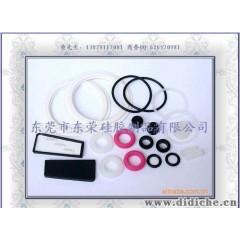 供应工业用硅橡胶防水防油密封件 密封垫