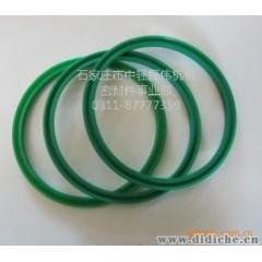 绿色聚氨酯油封 绿色高压液压油缸用的聚氨酯材质油封