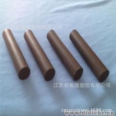 特荐 三新密封/新氟隆 优质模压棒 黑四氟棒 塑料王 直径15-300mm