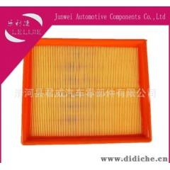 君威滤清器供应西雅特1.8汽车滤清器,空气格 滤芯  1L0129620B