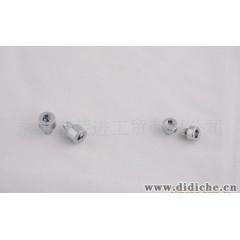 供应汽车轮毂装饰盖 装饰钉(不同规格可以定做)