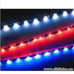 汽车装饰灯 LED汽车软条灯 侧条60CM LED软条条 LED装饰灯