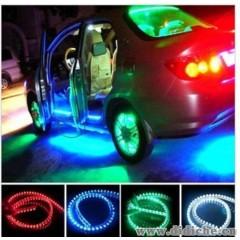LED长城灯/中网灯/底盘灯/轮毂灯汽车装饰灯条72cm