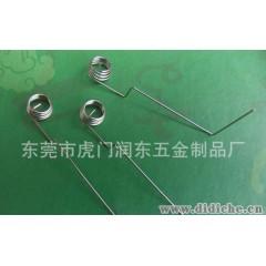 【厂家直销】批发供应五金弹簧,金属弹簧,电池片弹簧