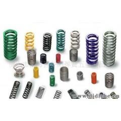 欢迎订购 压簧系列 不锈钢压簧系列 钥匙圈 钢线镀锌线加工