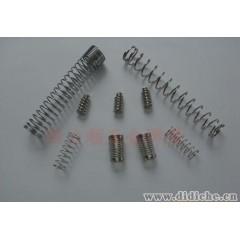 供应各类压缩弹簧、异型压缩弹簧、弹簧工艺品、量大优惠