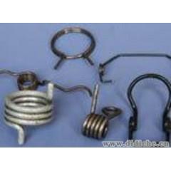 供应发黑状弹簧、摄像头弹簧、镀银天线弹簧