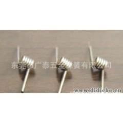 弹簧厂专业生产文具弹簧 夹子弹簧 筒灯配件弹簧 开口圈 弹簧片