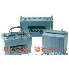 EB100电动车,游船,专用韩国火箭电动车蓄电池