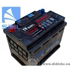 【风帆蓄电池】46b24L/R-MF 免维护蓄电池 45A正/反桩铅酸蓄电池