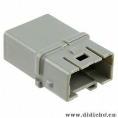 Hirose广濑汽车连接器胶壳GT17HSP-4P-HU插接式连接器配件华北专供
