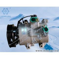 东风悦达起亚 新款福瑞迪1.6 空调压缩机 空调泵 冷气泵