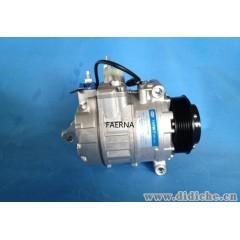 厂家直销FIN7SEU 奔驰W140 W350 车用空调压缩机