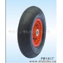 供应供应充气轮 发泡轮 橡胶轮