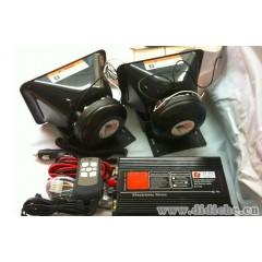 AS940道奇警报器 无线遥控汽车警报400W 车用警报 配进口喇叭