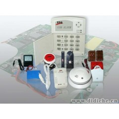 供應3G家庭防盜報警系統 3G汽車防盜報警器
