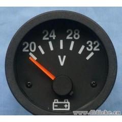 厂家供应低价耐用耐驰汽车电压表 高品质LED显示汽车组合仪表