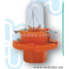 優質供應BLICK(柏力克)12V 1.2W B8.4D  Q汽車儀表燈泡
