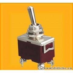 专业生产各类15A优质钮子开关/扭子开关波段开关汽车开关