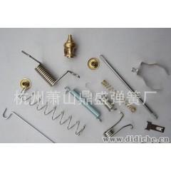杭州鼎盛 长期销售 高质量 精密高强度 非标准件 开关扭转弹簧