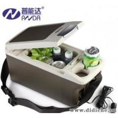 正品普能达6升车载冰箱 汽车冰箱 家用小冰箱迷你 冷暖两用 0返修