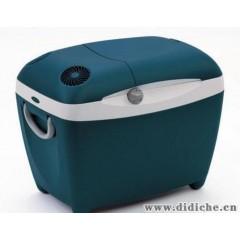 正品美固车载冰箱 45升冷热箱大容积汽车冰箱野餐冰箱