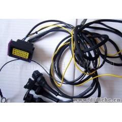 供应汽车ECU24针传感控制连接器线束 控制器