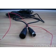 研发销售车载摄像头连接线-导航连接线-连接器