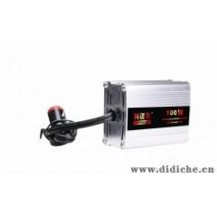 车载 100W逆变器 12V转220V 电源转换器 车载充电器 汽车变压器