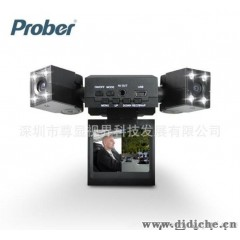 变形金刚 双摄像头行车记录仪 汽车黑匣子夜视功能超高清广角镜头
