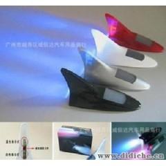 供应 新款 汽车鲨鱼鳍天线 太阳能高位LED灯 宝马天线
