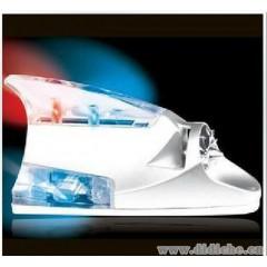 汽车天线风力灯 宝马鲨鱼鳍风力灯 汽车改装装饰灯 爆闪灯 混批