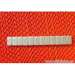 供应汽车车轮粘贴式平衡块(铁质平衡块 平衡块 )