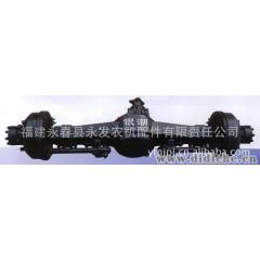 供应车桥总成-福建银潮牌优质精品汽车后桥总成 YC1058SQ-1