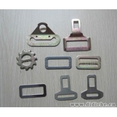 供应汽车安全带配件 汽车安全带扣 汽车安全扣