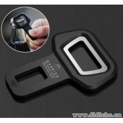 汽车安全带夹 车载啤酒开保险插扣 消声器插扣 装饰带扣插销