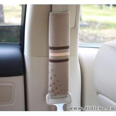 福客思正版安全带护肩护套保护套卡其色F-X01D-B