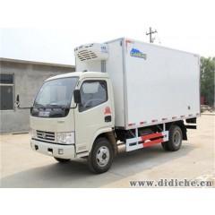 喀什5米2冷藏車在哪里改裝