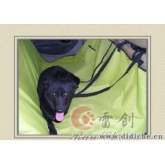 雷创RAY CHONG 通用型宠物汽车安全带 多功能狗狗牵引绳 可伸缩