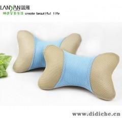 汽车颈椎枕|汽车靠枕||汽车用品|汽车头枕|汽车靠枕|竹炭头枕