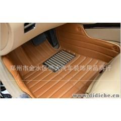 纯手工全包围汽车脚垫|全覆盖汽车脚垫|免铺地板型|尽显尊贵典雅