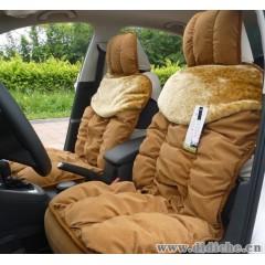 羽之翼汽车座垫 新款冬季坐垫 羽绒棉坐垫 通用座垫 加厚座垫