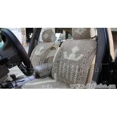 供应2012纯手工维卡坐垫|亚麻手编座垫|冰丝座垫|汽车通用座垫S06