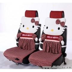 新款毛绒坐垫|汽车座垫批发|卡通毛绒坐垫|汽车用品