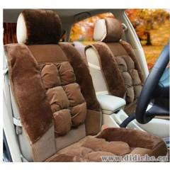 厂家直销|时尚豹纹||冬季新款|汽车座垫|批发坐垫羽绒