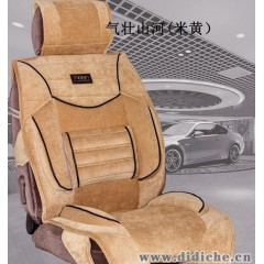 生产批发汽车用品|四季款秋冬坐垫|经典灯芯布艺汽车座垫|座套