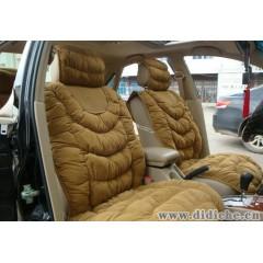 2012新款秋冬汽車坐墊、羽絨汽車座墊、毛絨汽車坐套批發